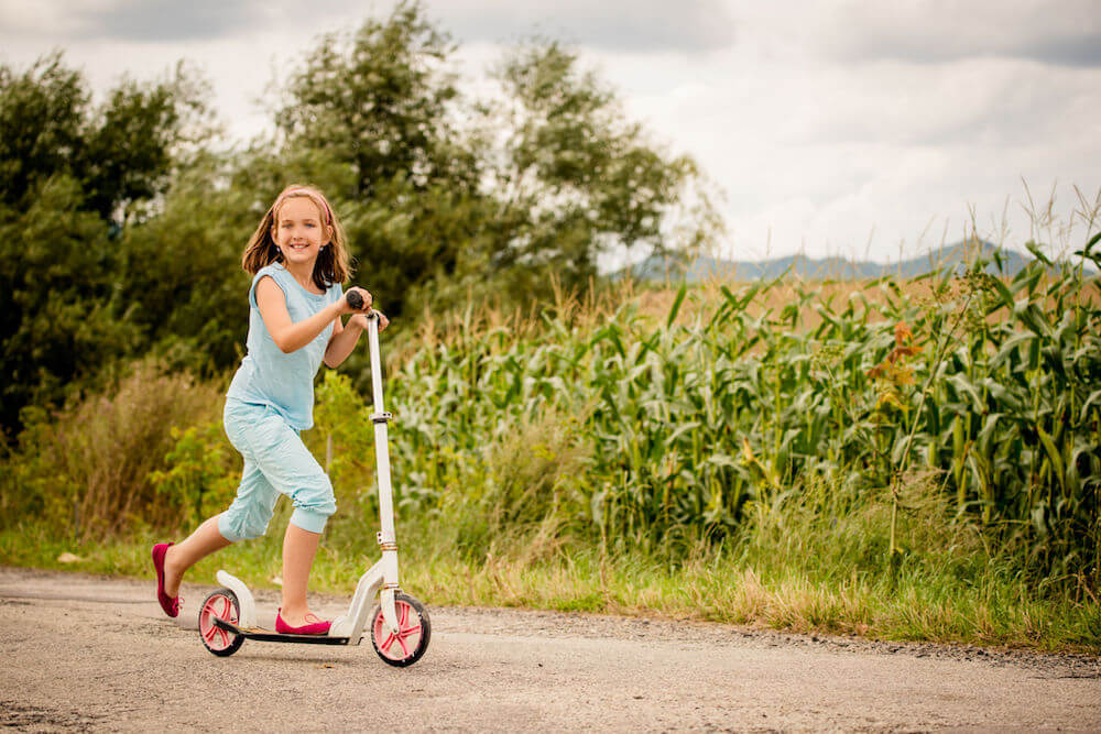 Best scooters for kids safety tips