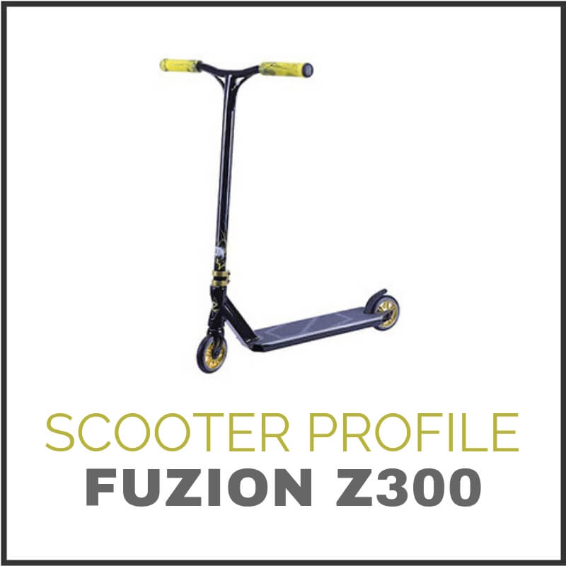 Best scooter for kids Fuzion z300